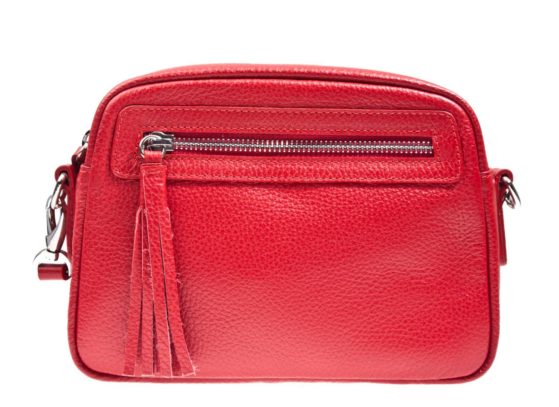welbekend informatie vrijgeven op goedkoop voor korting Chantal 1993 rood leren tas met voorvak