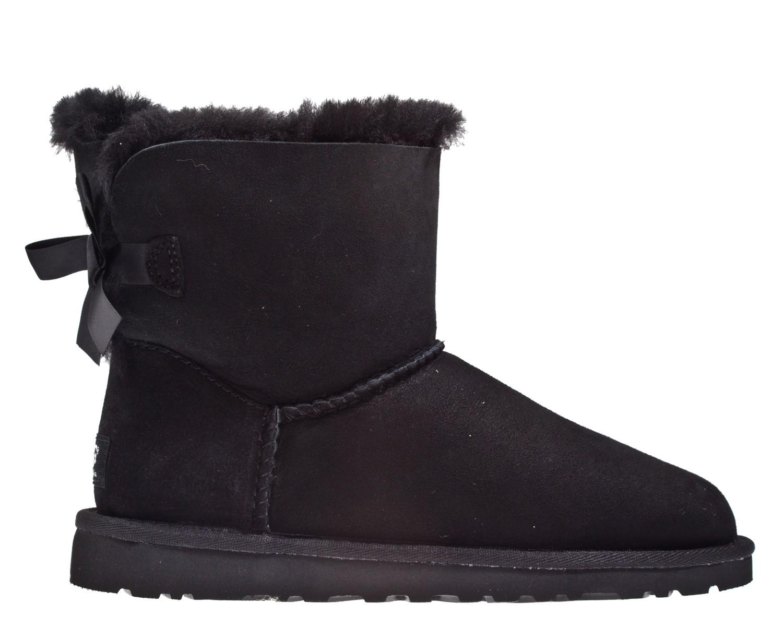 ... laarzen 1005304 Zwart UG340 Ugg Mini Bailey Bow ...