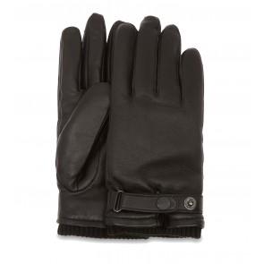 UGG Leather Belted Glove