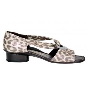 Brunate 39518  Leo tijger sandaal.