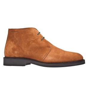 Gant Spencer cognac  suéde veterboot.