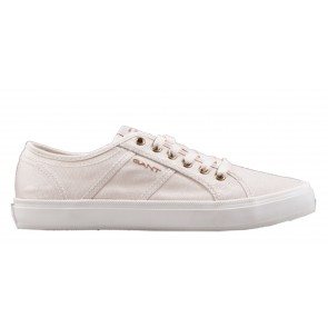Gant Zoe creme sneaker.