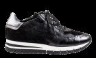 DL-Sport 6031 zwart sneaker.