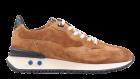 Floris van Bommel 16484/03 G1/2 Sand beigesuède sneaker.