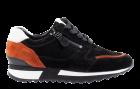 Hassia 2-30-2024 zwart combi sneaker