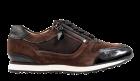 Hassia 2-30-1912 H donkerbruin Sneaker