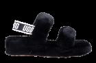 UGG Oh Yeah zwart slipper
