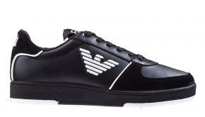 Armani X8X073 zwart wit sneaker
