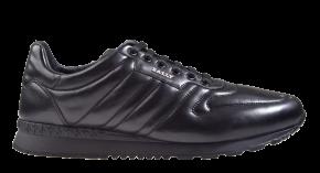 Bally Asior/440 zwart leer sneaker