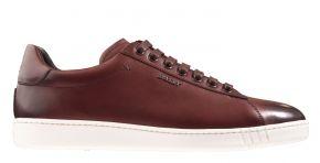 Bally Willie-Lux midden bruin sneaker