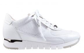 DL-Sport 5029 wit leer sneaker