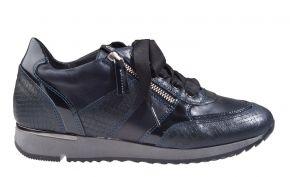 DL-Sport 4819 blauw combi sneaker