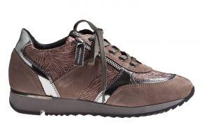 DL-Sport 4819 bruin combi sneaker.