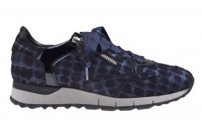 DL-Sport 4856H blauw sneaker