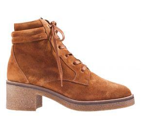 DL-Sport 4924 cognac suède boot