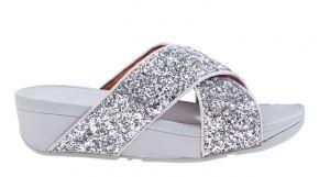 Fitflop Lulu Glitter Slides