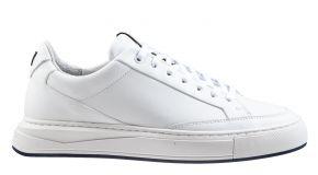 Floris van Bommel 13323/00 G1/2 White Calf Sneaker