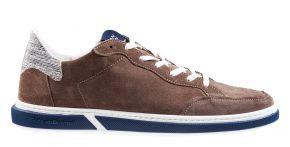 Floris van Bommel 13350/17 G1/2 taupe suède sneaker