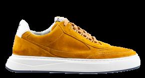 Floris van Bommel 16323/03 G1/2 yellowsuède sneaker.