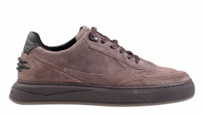 Floris van Bommel 16326/09 G1/2 Sand suède Sneaker