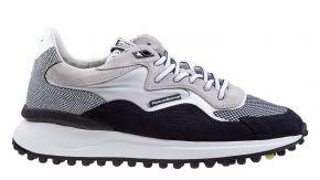 Floris van Bommel 16339/19 Light Grey Suède Sneaker