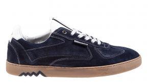 Floris van Bommel 16342/36 Navy Suède Sneaker