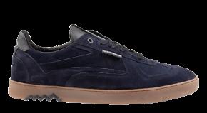 Floris van Bommel 16342/41 G1/2 bluesuède Sneaker.