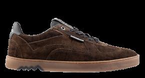 Floris van Bommel 16342/43G1/2 greensuède Sneaker.