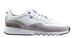Floris van Bommel 16392/07 G1/2 white kalfsleerSneaker.