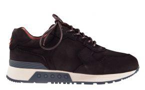 Greve 4289.03 Haarlem K 3032 dark brown schade sneaker.