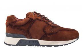 Greve 4289.88.001 Haarlem K 3032 Brulee Shade bruin sneaker.