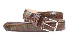 Harris 4493 groen/bruin snake combi