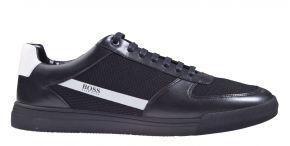 Hugo Boss Cosmopool-Tenn-mxme zwart sneaker