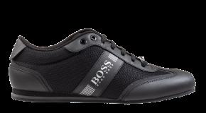 Hugo Boss 50370438 Lighter Lowp mxme zwart sneaker