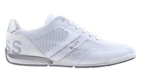 Hugo Boss Saturn-Lowp-Knig wit sneaker