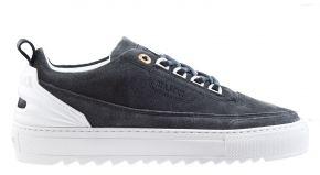 Mason Garments Firenze 16B Suède Dark Grey sneaker