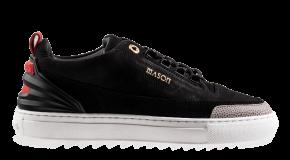 Mason Garments Firenze Versatile insert9A blackSneaker.