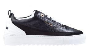 Mason Garments Firenze 3F Leather/Nubuck/suède black sneaker
