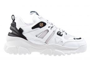 Mason Garments Genova ll 11C white/blacksneaker.