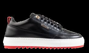 Mason Garments Torino 15D Nostalgico Black Sneaker
