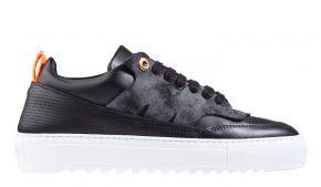 Mason Garments Torino 27C Reflective/Perforated Black sneaker