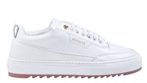 Mason Garments Torino 4A Nubuck white/nude sneaker