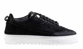 Mason Garments Torino Esotica 4A black Sneaker