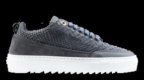 Mason Garments Torino Esotico 4D Grey Sneaker