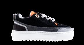 Mason Garments Kids Firenze 21C orange sneaker