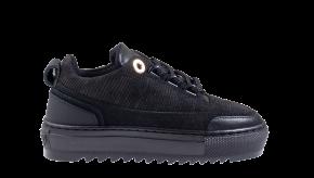 Mason Garments Kids Firenze 8A black sneaker
