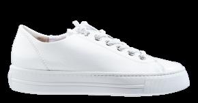 Paul Green 4081-018 wit Lackleder sneaker