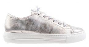 Paul Green 4081-038 antic zilver sneaker