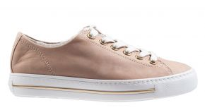 Paul Green 4704-428 beige suède sneaker