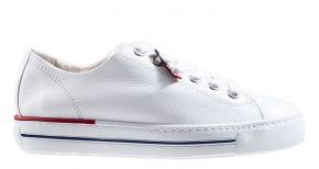 Paul Green 4760-008 wit leer sneaker